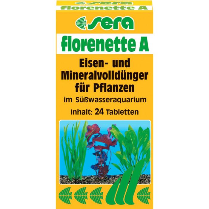 SERA Florenette удобрение для водорослей