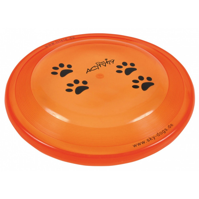 TRIXIE Игрушка для собак, пластиковый диск