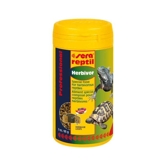 SERA Reptil Professional Herbivor Feed taimtoidulistele roomajatele