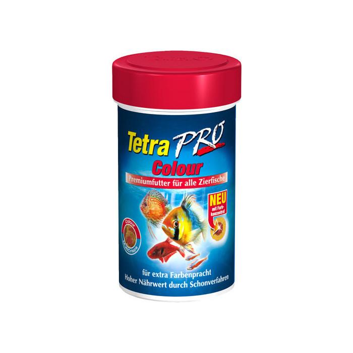TETRA Sööt Pro Colour MultiCrisps värvi tugevdav sööt