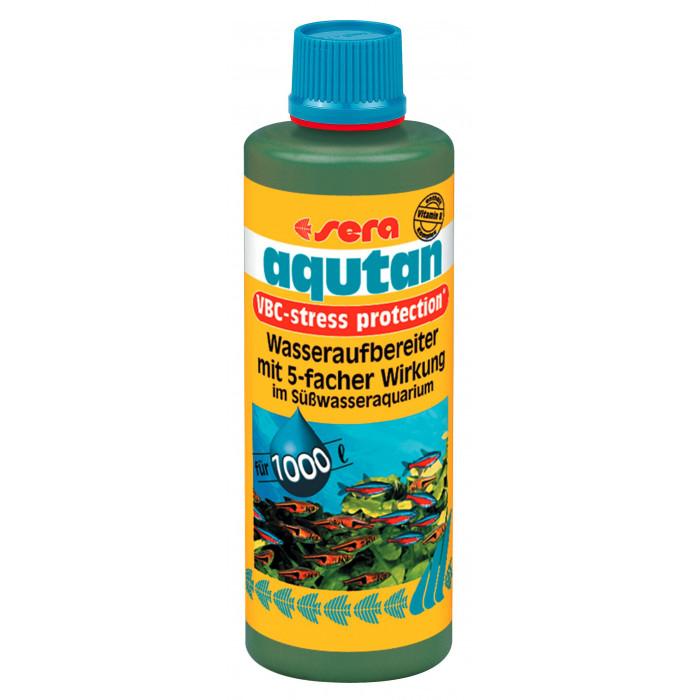 SERA Aqutan нейтрализатор для аквариумов