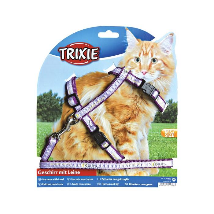 TRIXIE Traksidega jalutusrihm kassidele