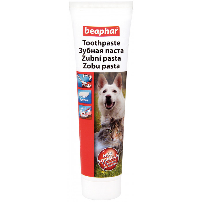 BEAPHAR Dog-a-Dent Hambapasta maksamaitseline