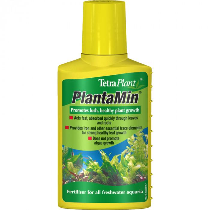 TETRA Plant PlantaMin удобрение с железом
