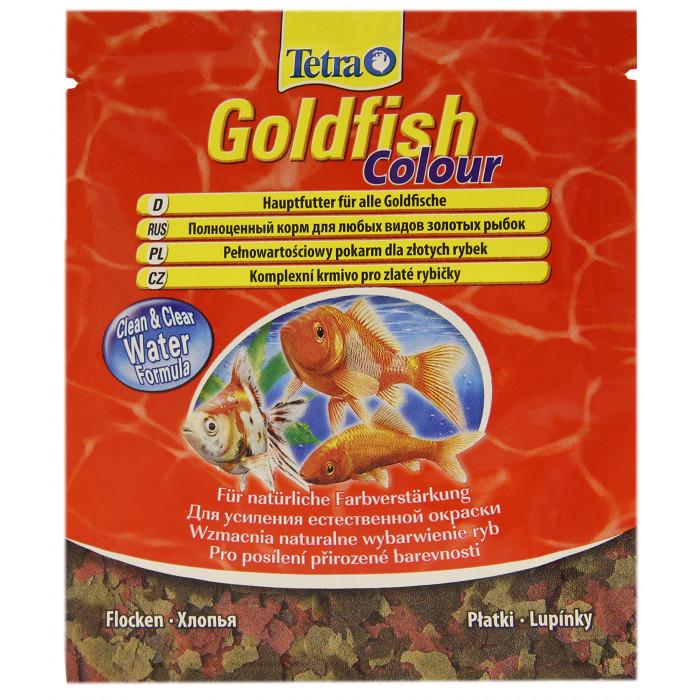 TETRA Goldfish Colour kuldkalade sööt