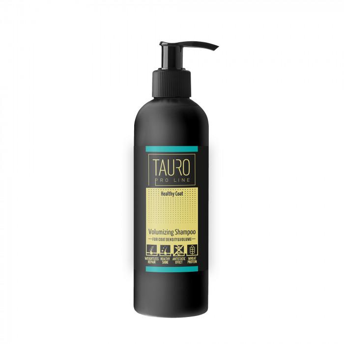 TAURO PRO LINE Healthy Coat volumizing šampoon koertele ja kassidele