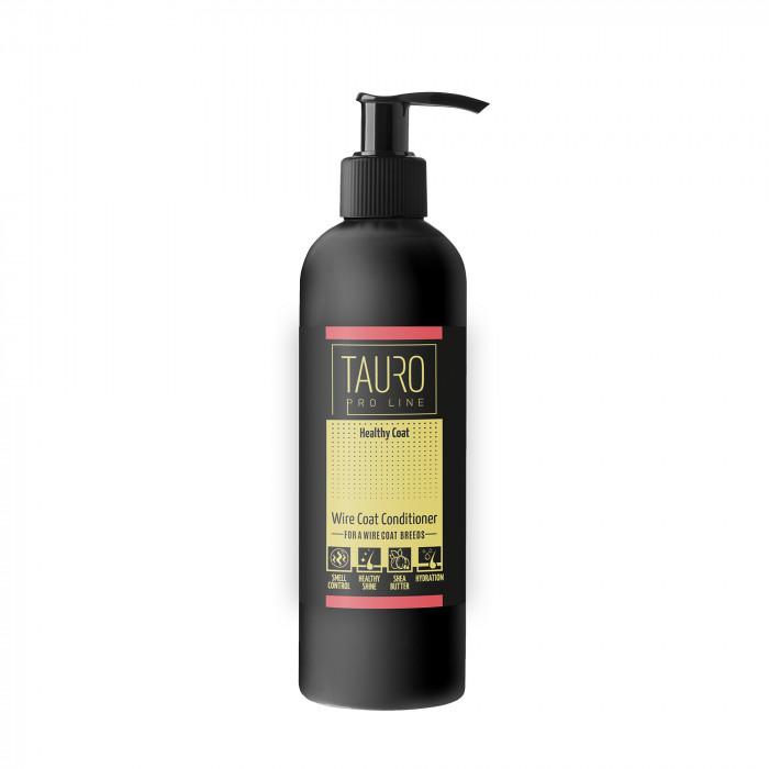 TAURO PRO LINE Healthy Coat wire coat conditioner кондиционер для собак и кошек