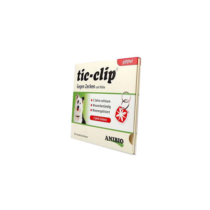 ANIBIO Tic-clip ripats puukide ja kirbude vastu