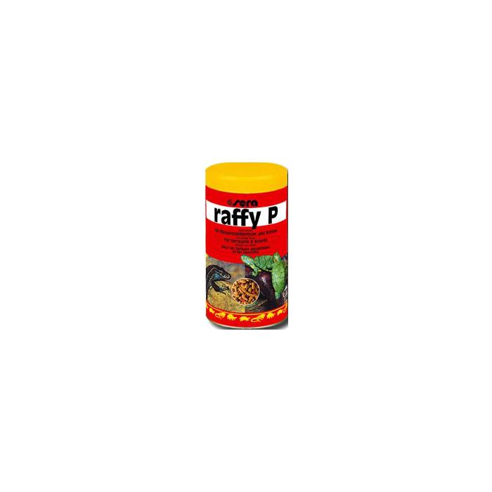 SERA Raffy P корм для черепах всех типов/пород