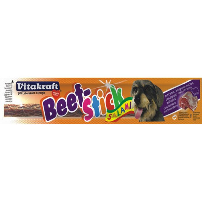 VITAKRAFT Beef Stick koeramaius tallelihaga