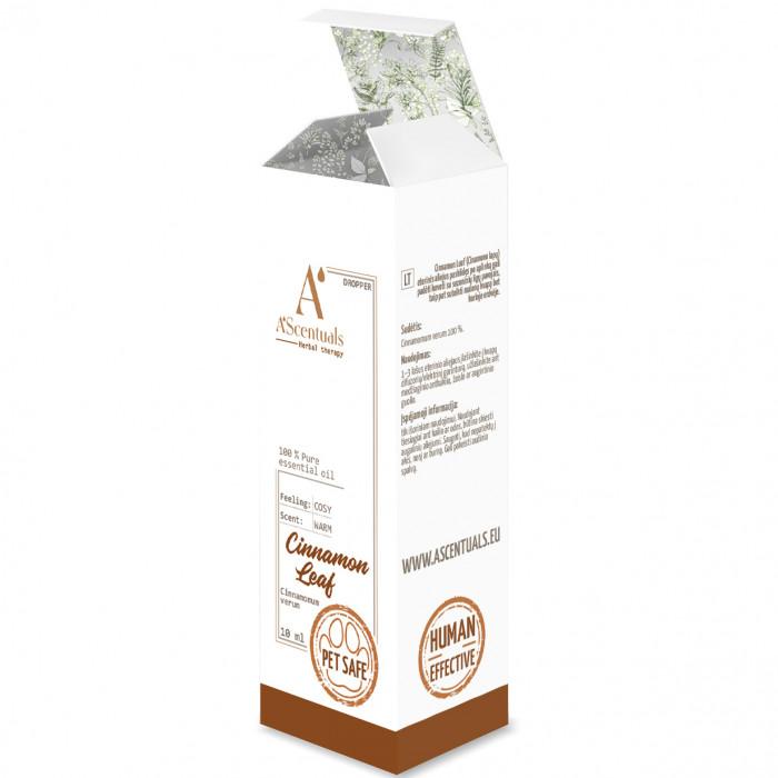A'SCENTUALS Cinnamon ефирное масло