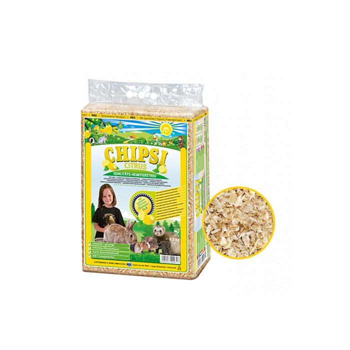 JRS Chipsi citrus hakkepuit