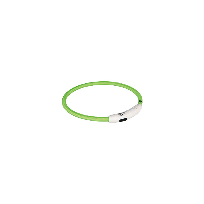TRIXIE Helendav kaelarihm, laadimine USB kaudu
