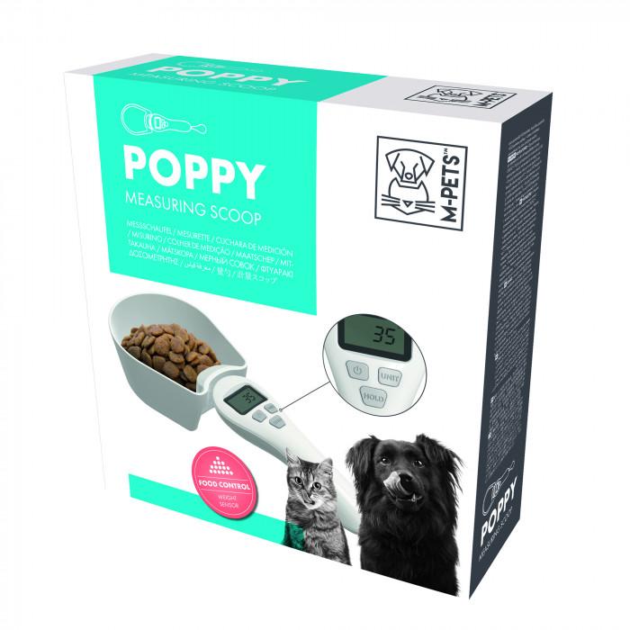 M-PETS Mõõdukühvel POPPY