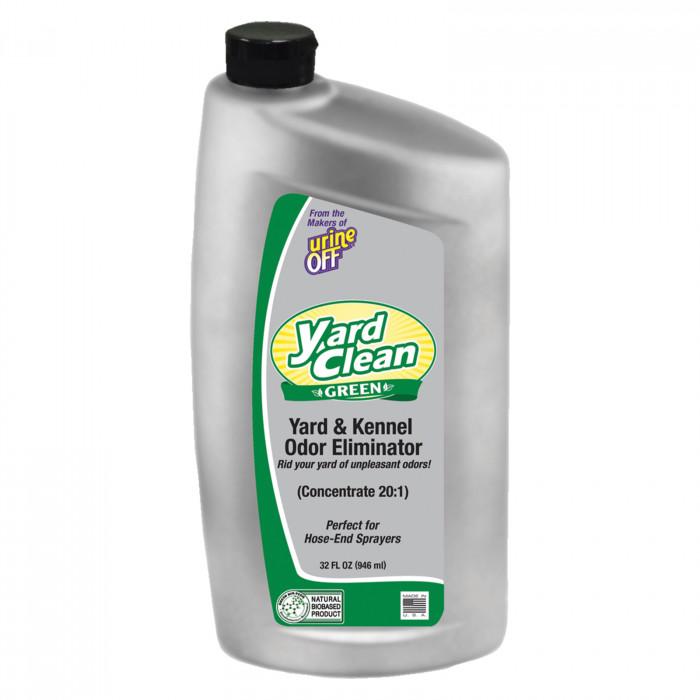 URINE OFF Yard Clean Green vahend ebameeldiva lõhna kõrvaldamiseks õuedes