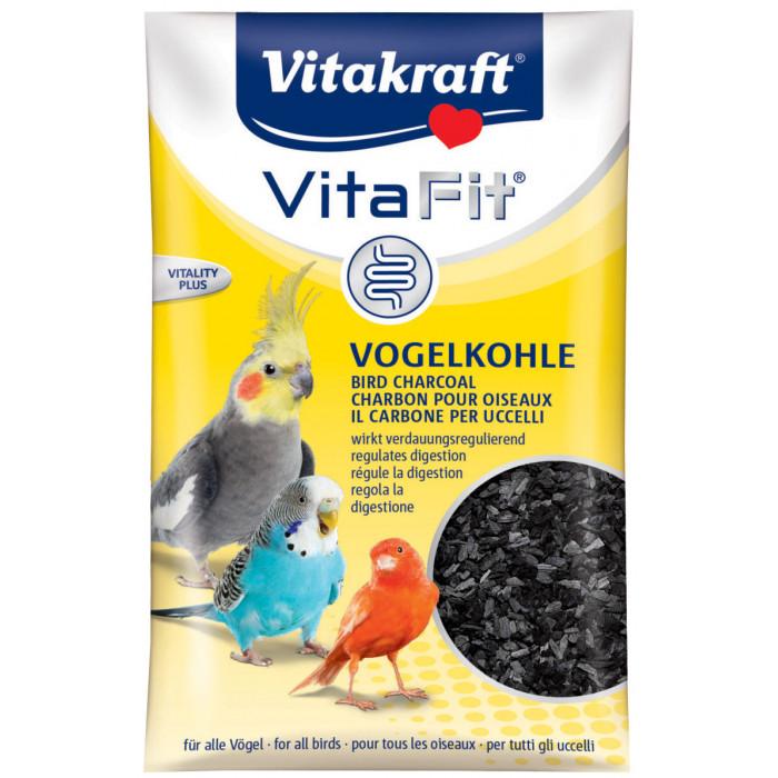VITAKRAFT Vogel Kohle puusöe tükid lindudele