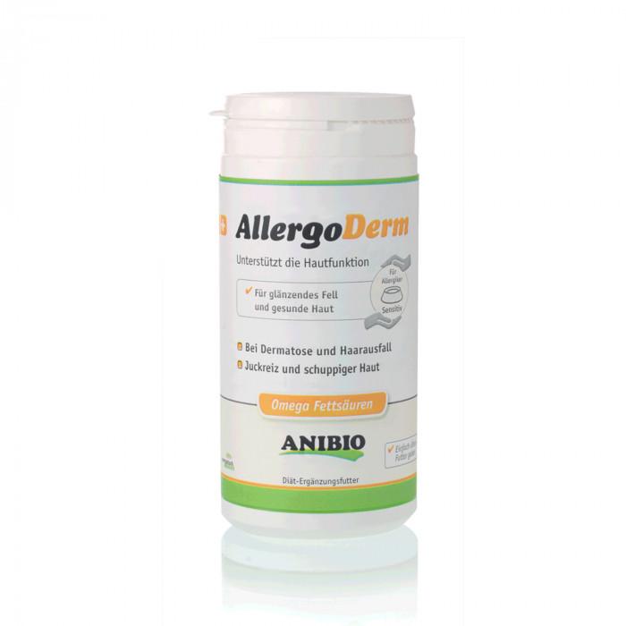 ANIBIO Allergoderm söödalisand koertele ja kassidele, probleemse nahahoolduse jaoks