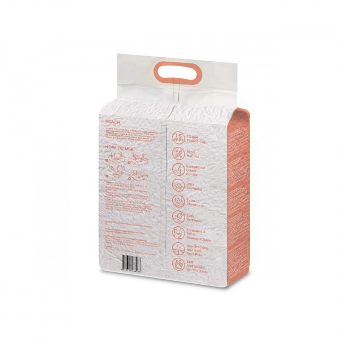 VELVET PAW kassiliiv pikakarvalistele kassidele, virsikuekstraktiga