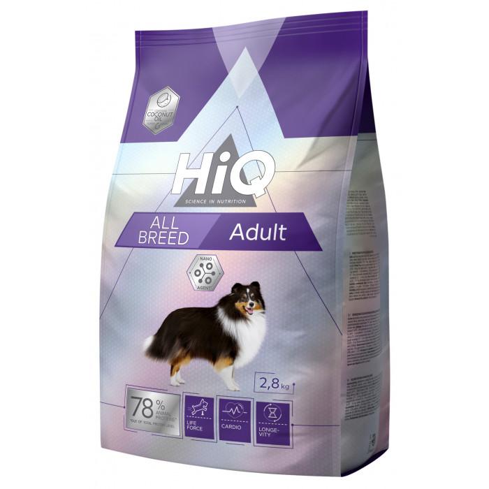 HIQ All Breed Adult, kuivtoit kõigi tõugu täiskasvanud koertele