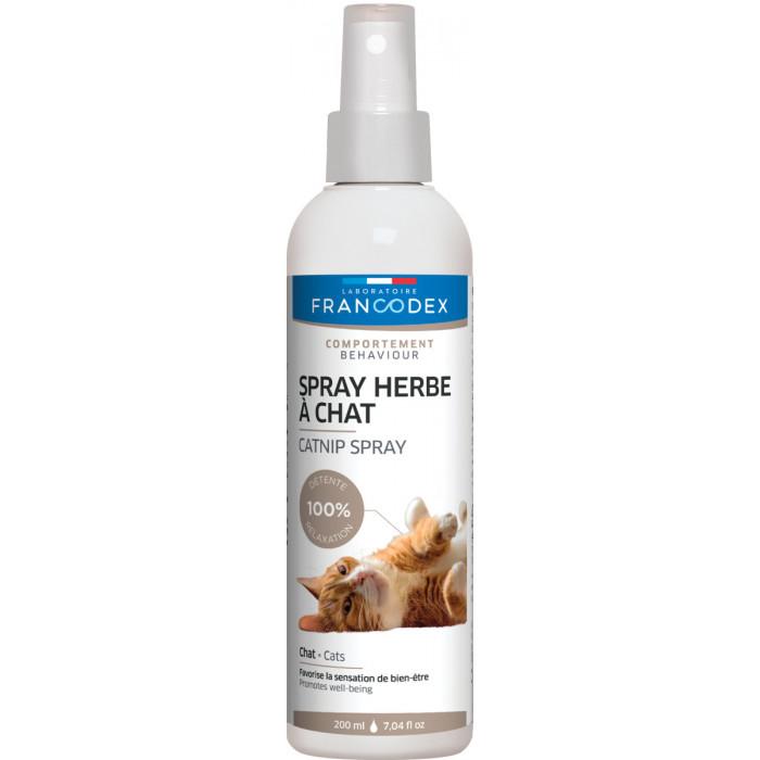 FRANCODEX Спрей-аттрактант для кошек
