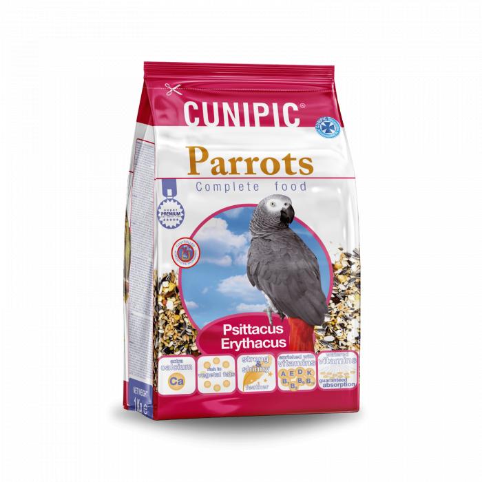 CUNIPIC Premium šaakali papagoi sööt