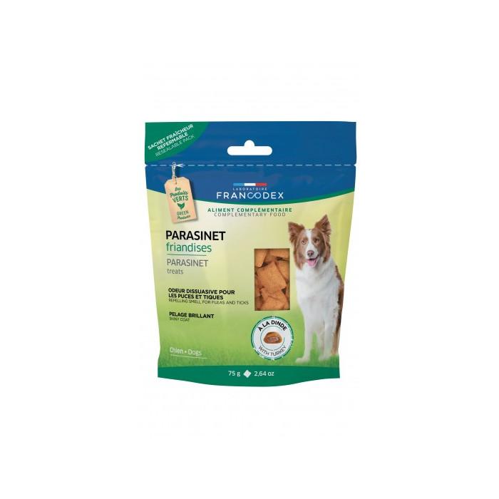 FRANCODEX Täiendtoit koertele kaitseks parasiitide eest