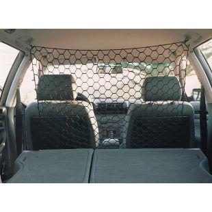 TRIXIE Нейлоновая сетка для автомобиля 100x100cм черная