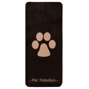 PET REBELLION Stop Muddy Paws Wipe Paws uksematt pruun, 45x100 cm