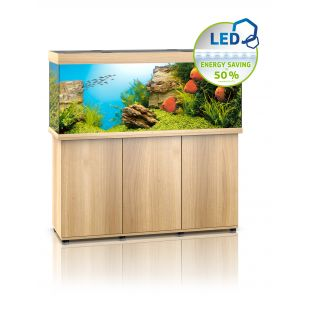 JUWEL LED Rio 450 akvaarium 450 l, hele puit *SPEC.
