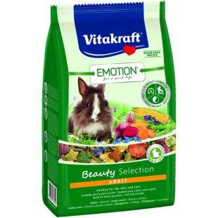 VITAKRAFT Emotion Beauty küülikutoit 600 g