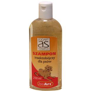ZOO-ART AS Антипаразитарный шампунь для собак 250 мл
