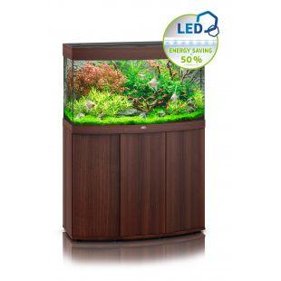 JUWEL LED Vision 180 аквариум темное дерево, 180 л, 92x41x55 см