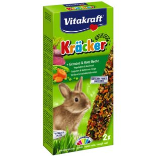 VITAKRAFT Kracker лакомство для кроликов, 2 шт. 2 шт.