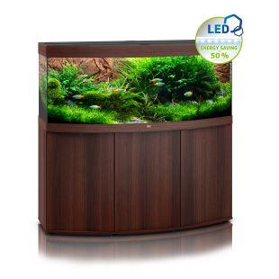 JUWEL LED Vision 450 аквариум цвет темного дерева 450 л 151x51x64 см