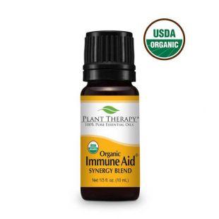 PLANT THERAPY Immune Aid натуральная смесь эфирных масел 10 мл