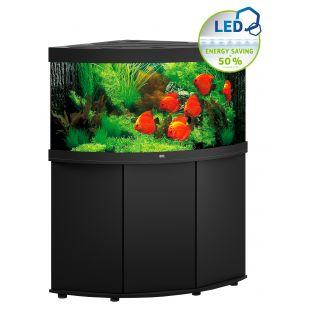 JUWEL LED Trigon 350 аквариум, угловой чøрный