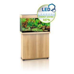 JUWEL LED Rio 125 аквариум цвет ярково дерева, 125 л, 81x36x50 см