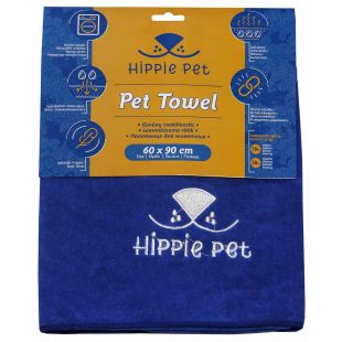 HIPPIE PET Lemmikloomade rätik 60x90 cm