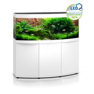 JUWEL LED Vision 450 akvaarium 450 l, valge *SPEC.