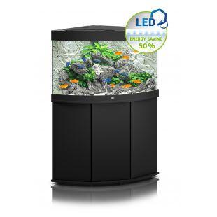JUWEL LED Trigon 190 аквариум, угловой чёрный