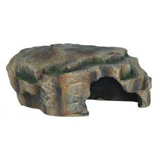 TRIXIE Декорация для террариума, скала 16х7х11 см