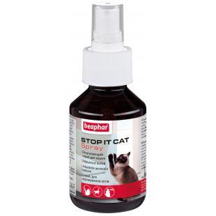 BEAPHAR Stop-it Cat средство для отпугивания кота 100 мл