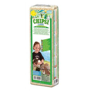 JRS Chipsi classic Древесная стружка для грызунов 15 л
