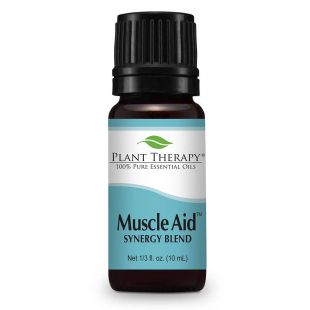 PLANT THERAPY Muscle Aid eeterlike õlide segu 10 ml