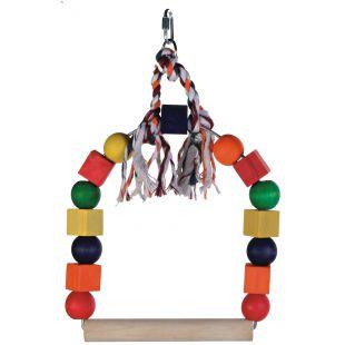 TRIXIE Lindude mänguasi, Kiik 20x29 cm