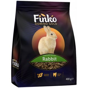 FINKO DOMINO GOLD Kombineeritud küülikutoit 400 g
