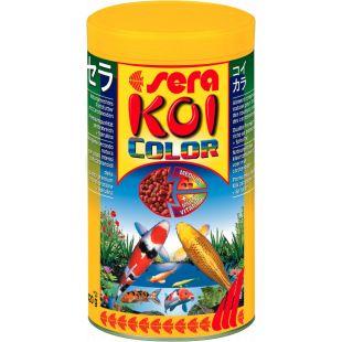 SERA Koi Color Medium Корм для японского карпа 1000 мл