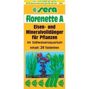 SERA Florenette удобрение для водорослей 24 tabletid