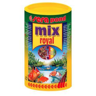 SERA Mix Royal sööt tiigikaladele alates 6 sentimeetrist ja pikem 3800 ml