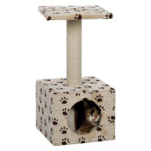 TRIXIE Zamora когтеточка для кошек бежевый цвет, 64 см